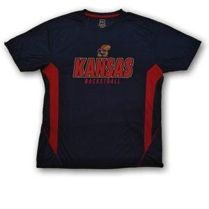 Kansas Jayhawks Paul Pierce Jersey Shirt